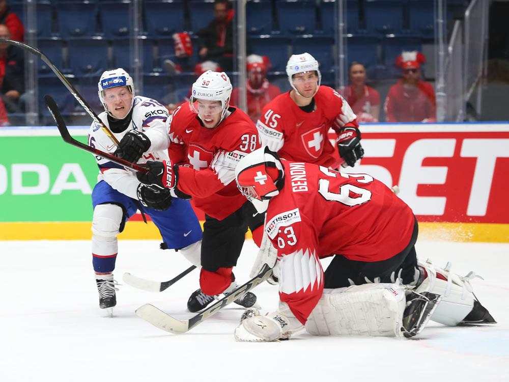 швейцария франция хоккей