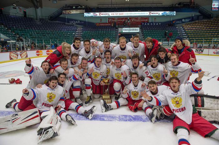 Молодежная сборная отправляется в Канаду